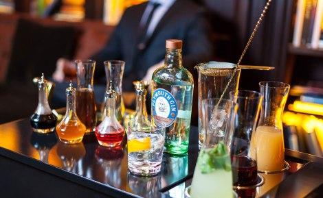 cocktail-cart